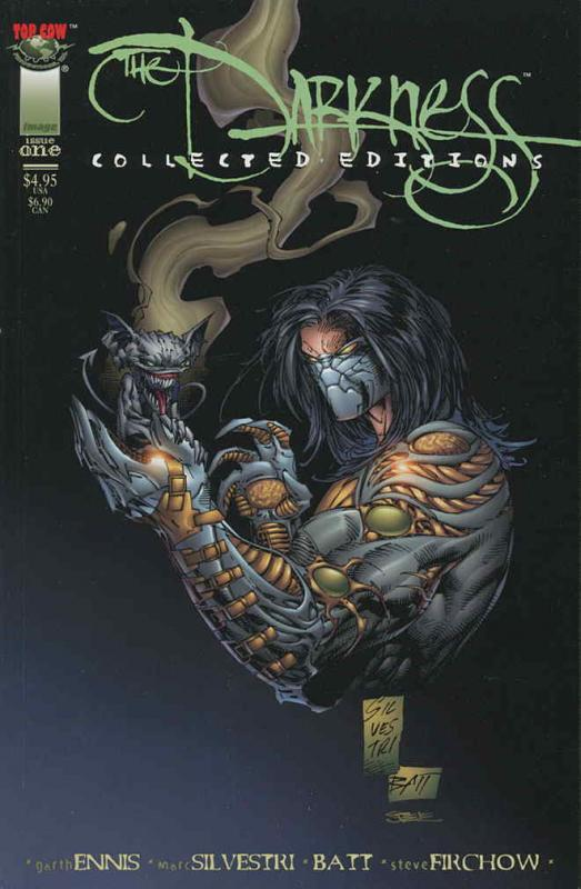 Darkness, The TPB #1 VF/NM; Image | save on shipping - details inside