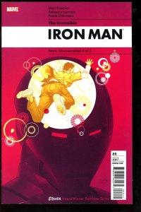 Invincible Iron Man #23 (2010)