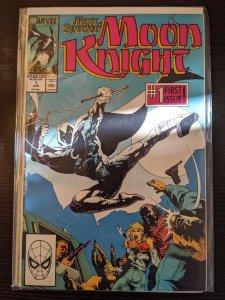 Marc Spector: Moon Knight #1 VF+