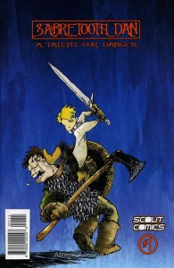 Sabretooth Dan #1 VG; Scout   low grade comic - save on shipping - details insid