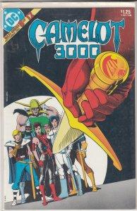 Camelot 3000 #8 (1983)
