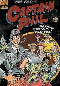 Captain Phil #1 FN; Steeldragon | save on shipping - details inside