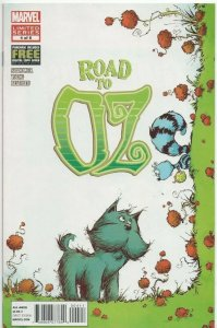 Road to Oz #4 (2013)