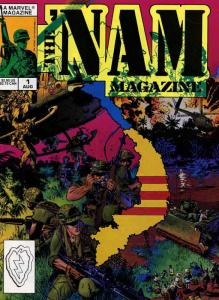 'Nam Magazine, The #1 VF/NM; Marvel | save on shipping - details inside