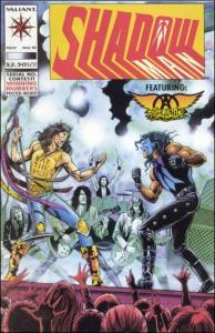 Valiant SHADOWMAN (1992 Series) #19 NM