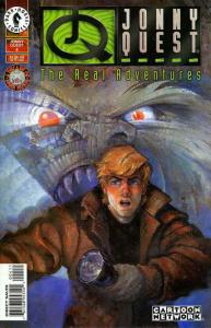Real Adventures of Jonny Quest, The #4 VF; Dark Horse | save on shipping - detai