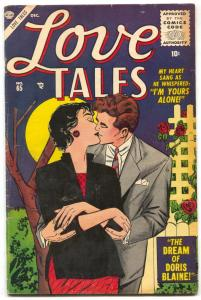 Love Tales #65 1955-Jay Scott Pike- Colletta art VG