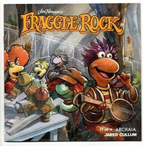 Jim Henson Fraggle Rock #1 Main (Boom, 2018) VF/NM