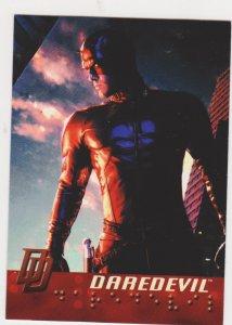 2002 Daredevil Movie Trading Cards Promo