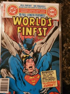 Worlds Finest #258 (1977, DC) FN
