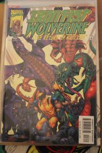 Iron Fist Wolverine 3  NM/MT