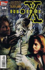 X-Files, The #24 VF/NM; Topps | save on shipping - details inside