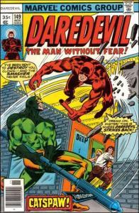 Marvel DAREDEVIL (1964 Series) #149 FN+