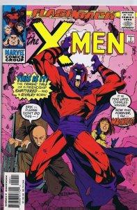 X Men -1 Minus 1 Flashback ORIGINAL Vintage 1997 Marvel Comics Magneto