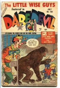 Daredevil #1001953-Lev Gleason- Clown cover- Little Wise Guys G