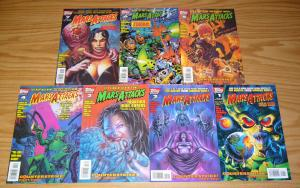 Mars Attacks vol. 2 #1-7 VF/NM complete series - keith giffen - topps comics set