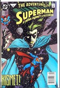 Adventures of Superman #494 (1992)