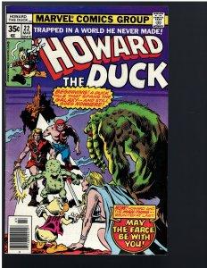 Howard the Duck #22 (1978)