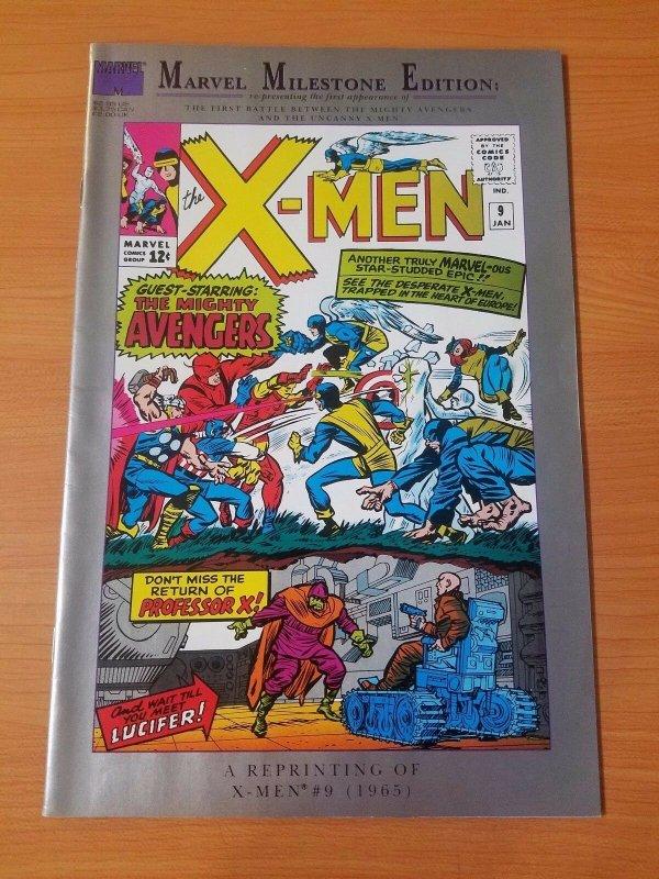 Marvel Milestone Edition: X-Men #9 ~ NEAR MINT NM ~ (1993, Marvel Comics)