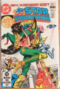 All-Star Squadron #11 - Near Mint 9.4 (1982)