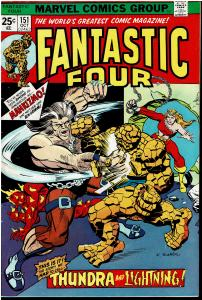 Fantastic Four #151, 6.0 or Better