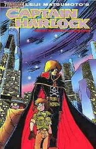 Captain Harlock #7 VF; Eternity | save on shipping - details inside