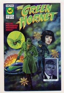 Green Hornet (1991 Now) #1 VF