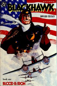 Blackhawk #1 (1988)