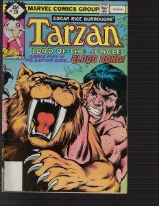 Tarzan #20 (Marvel, 1979)