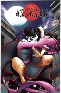 The Assassin #1  Arcana Studio NM+