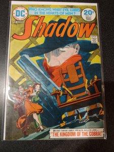 The Shadow #3 Dennis O'Neil Kaluta Wrightson Very Fine