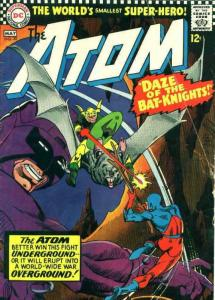 Atom, The #30 VG; DC | low grade comic - save on shipping - details inside