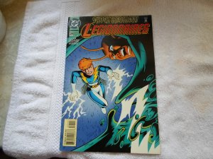 DC COMICS SHOCK TREATMENT LEGIONNAIRES ( #25 ) ( 1995 )
