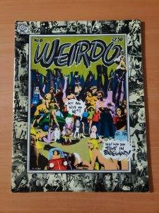 Weirdo #6 ~ VERY FINE - NEAR MINT NM ~ 1982 Last Gasp Underground R Crumb