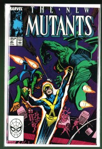The New Mutants #67 (1988)