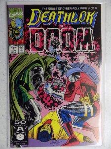 Deathlok #3 (1991)