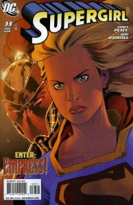 Supergirl (4th Series) #33 FN; DC | save on shipping - details inside