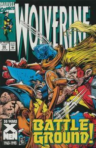 Wolverine #68 VF; Marvel | save on shipping - details inside