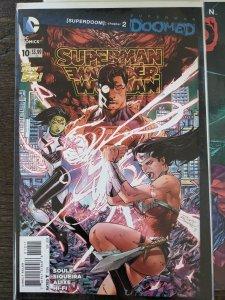 Superman/Wonder Woman #10 (2014)