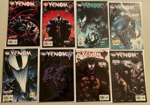 Venom run:#1-10 8.0 VF (2003+04)