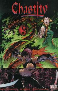 Chastity: Rocked #1 VF/NM; Chaos   save on shipping - details inside