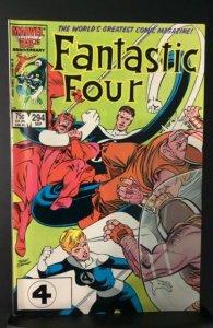 Fantastic Four #294 (1986)