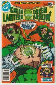 Green Lantern #110 (Nov-78) VF+ High-Grade Green Lantern, Green Arrow, Black ...