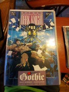 Legends of the Dark Knight #10 (1990)