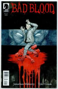 Bad Blood #1 (Dark Horse, 2013) NM