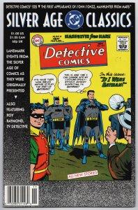 Silver Age Classics Detective Comics #225 (DC, 1992) VF [ITC866]
