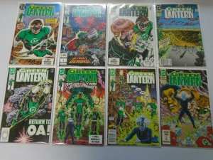 Green Lantern lot 46 different from #1-161 8.0 VF (1990-2003 2nd Series)