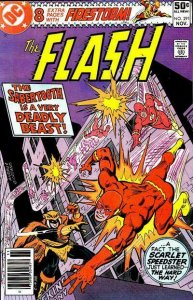 Flash, The (1st Series) #291 (Newsstand) VF/NM; DC   save on shipping - details