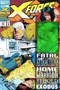 X-Force (1991 series) #25, NM + (Stock photo)