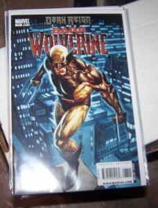 WOLVERINE #77 marvel 2014   dark reign+ dark wolverine daken fantastic four